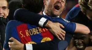 Коэффициент на выход «Барселоны» в четвертьфинал ЛЧ доходил до 200