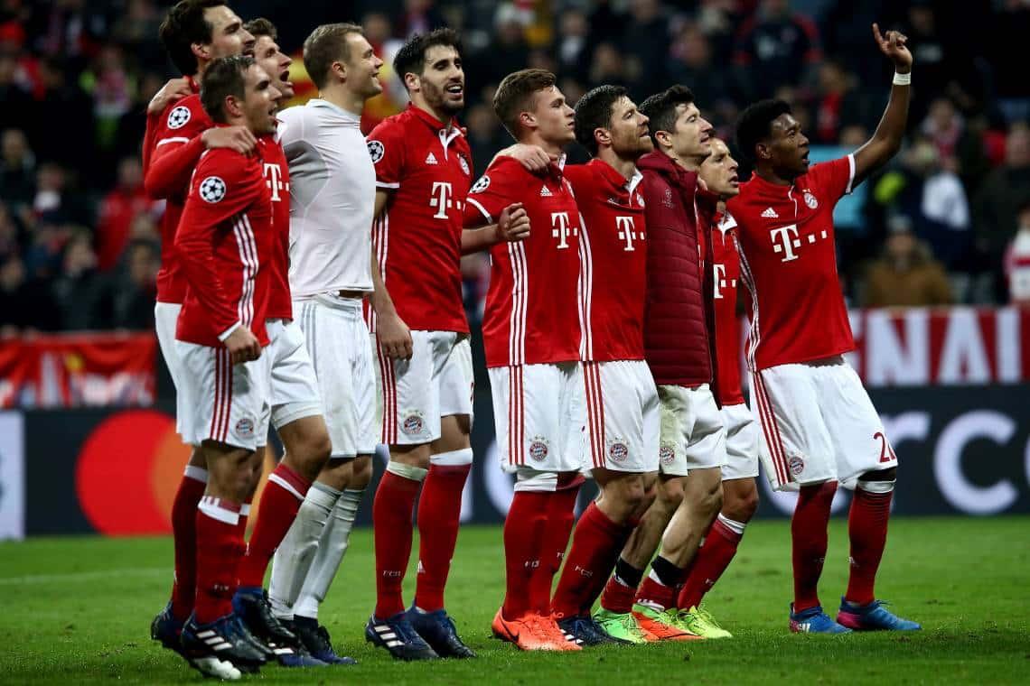 Прогноз на матч Айнтрахт - Бавария 12 августа 2018