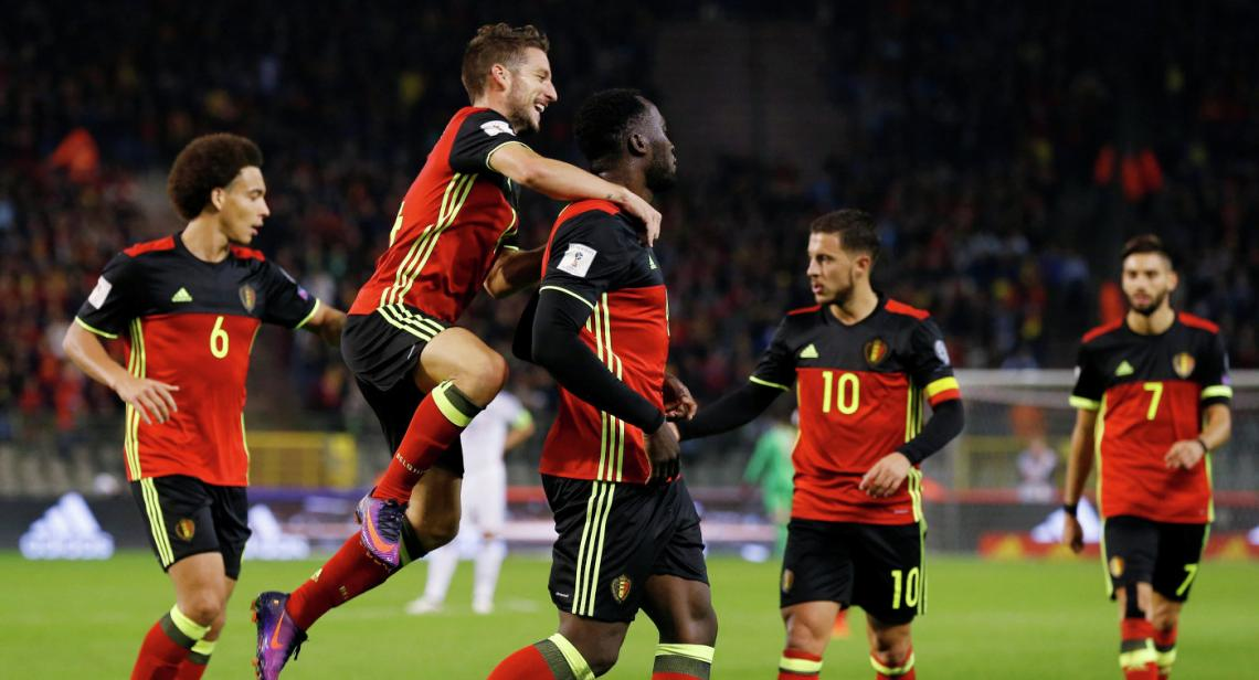 прогноз Бельгия - Греция