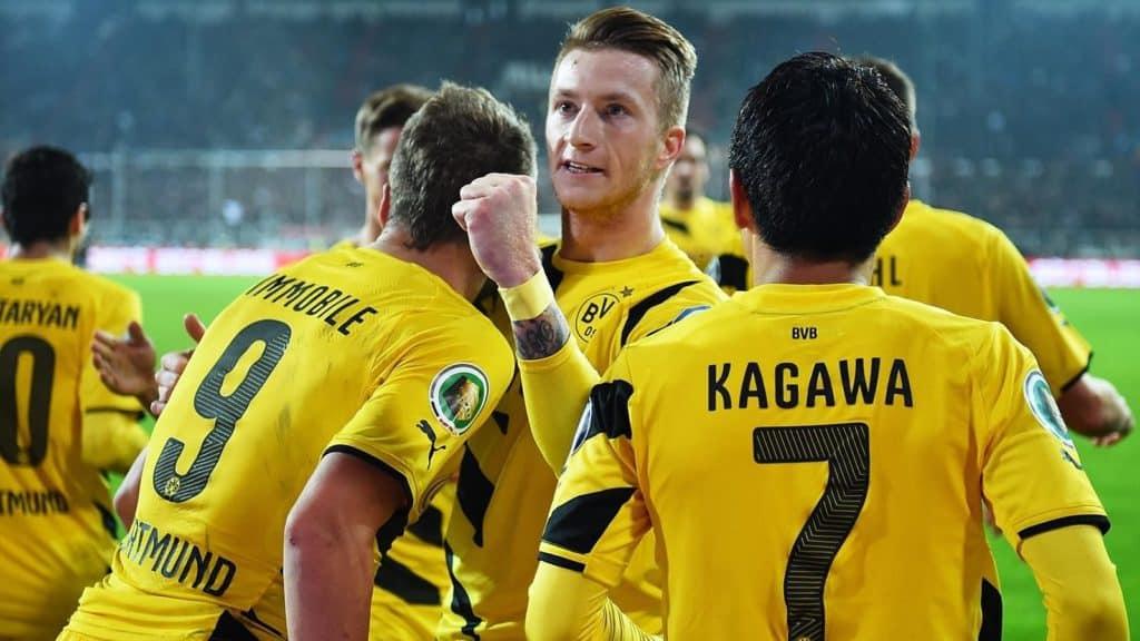 прогноз от спортинг боруссия футбол