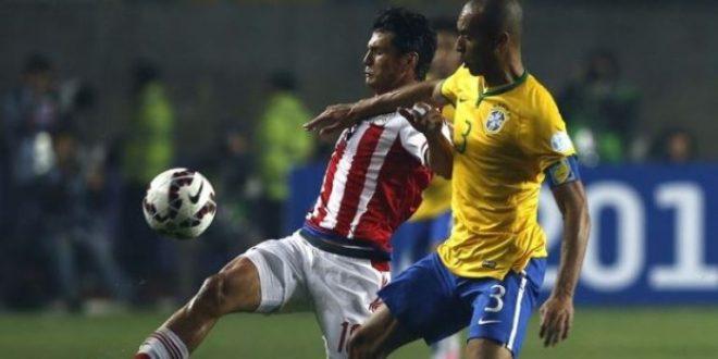 прогноз Бразилия - Парагвай