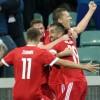 Бухаров сравнивает счет в матче с Бельгией