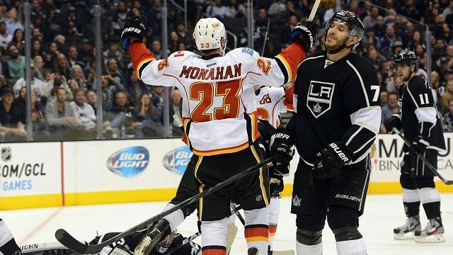 Калгари - Лос-Анджелес: прогнозы на НХЛ