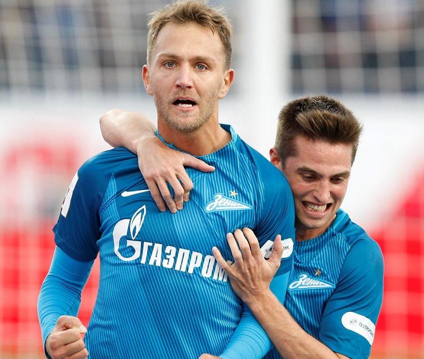 Лига Ставок открыла линию на пенальти «Зенита» в РФПЛ