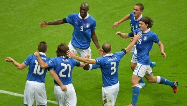 Прогноз Италия - Албания