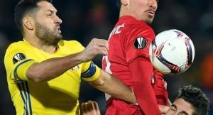 В матче с «МЮ» побит ставочный рекорд «Ростова» в еврокубках