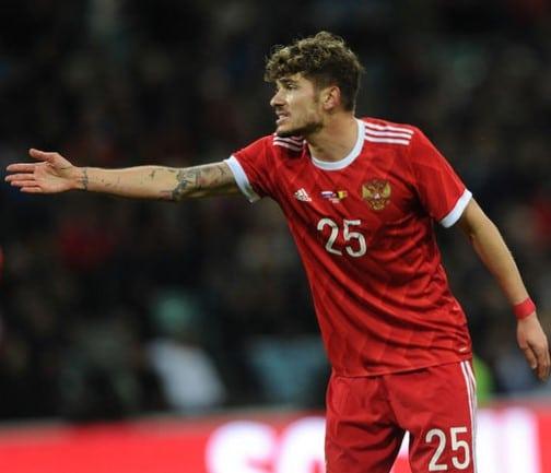 Клиент «Лиги Ставок» выиграл 200 тыс рублей на матче Россия — Бельгия