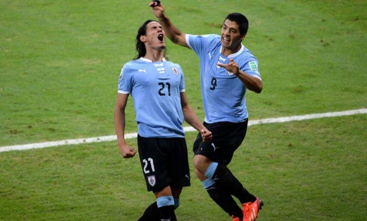 Прогноз Уругвай - Бразилия