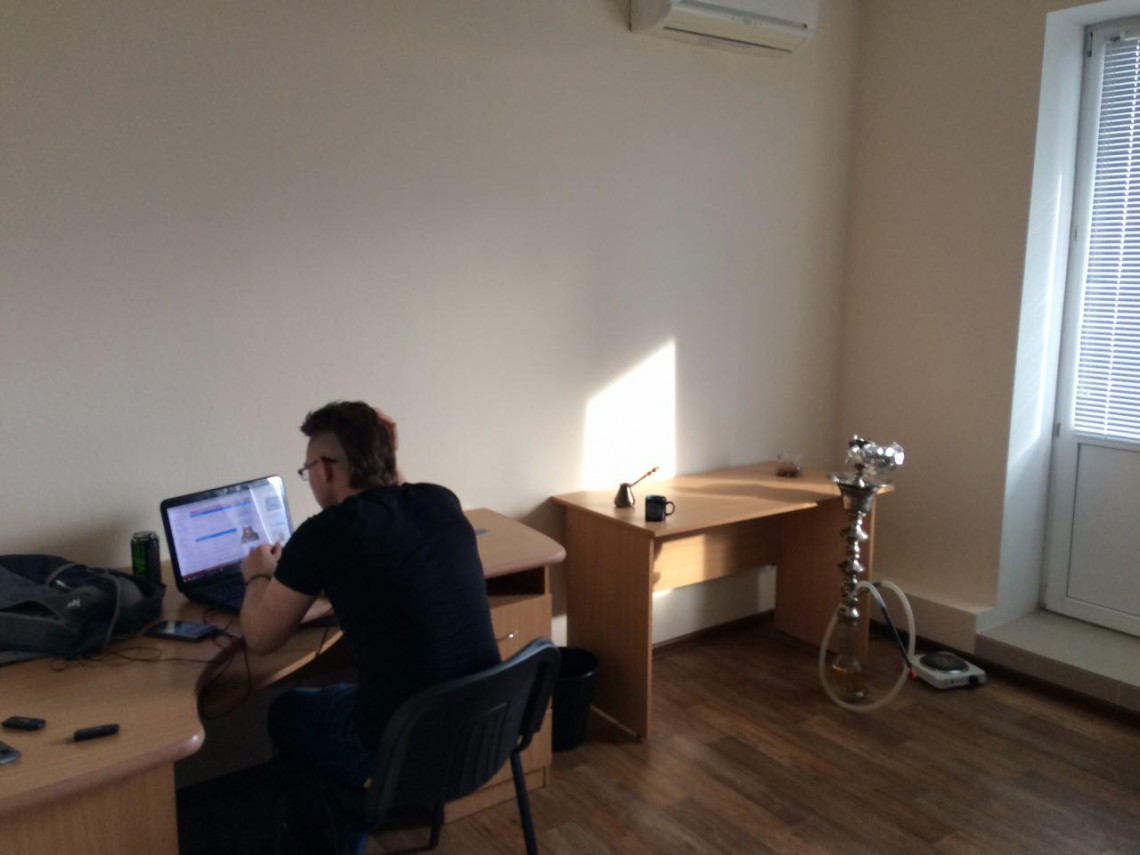 Офис вилочников в Нижнем Новгороде
