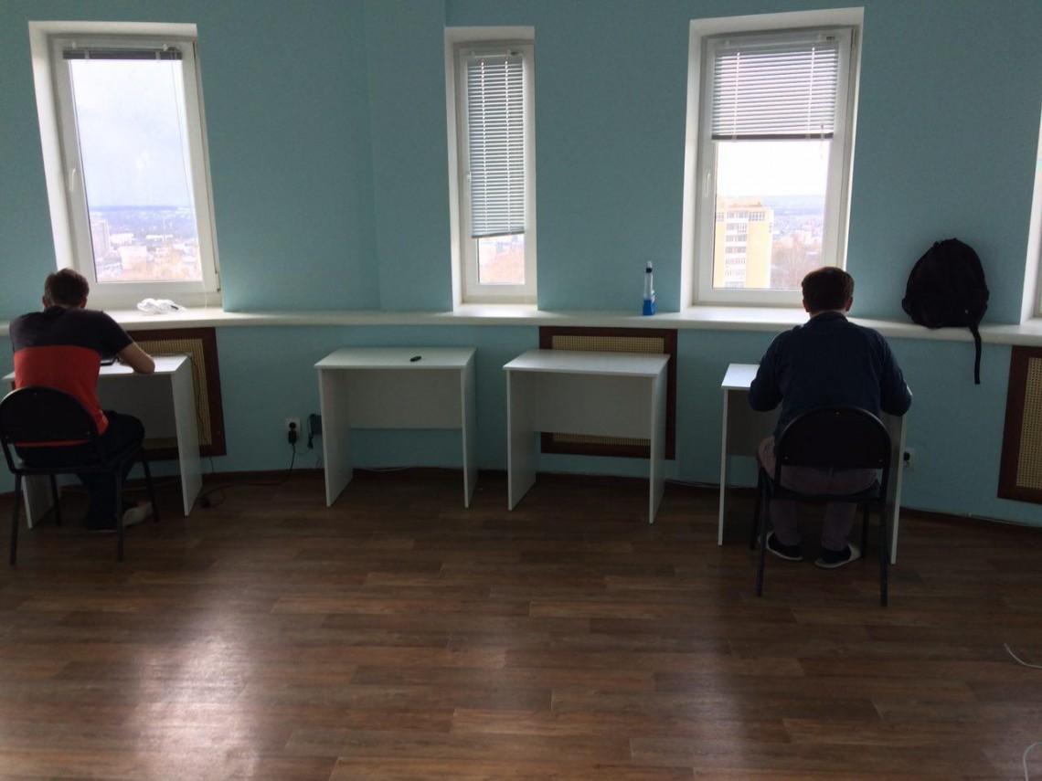Вилочный офис в Нижнем Новгороде