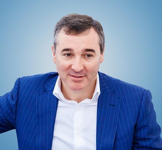 Юрий Красовский — новый президент Первой СРО