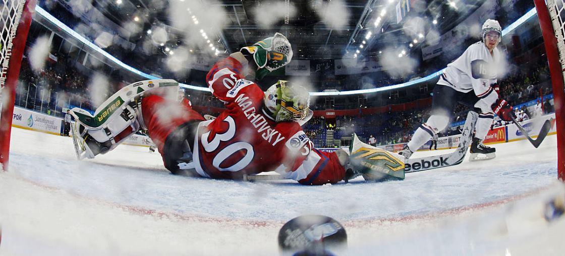 Прогнозируем хоккей