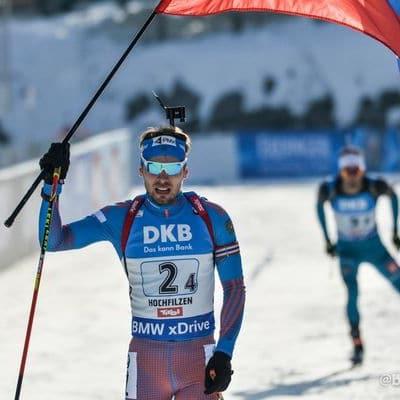 «Лига Ставок» стала партнером Союза биатлонистов России
