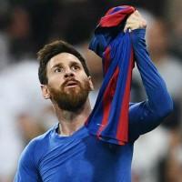 Месси оформил дубль в матче с Реалом