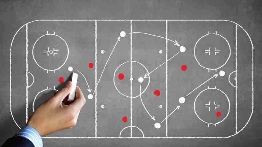 Стратегии ставок на хоккей