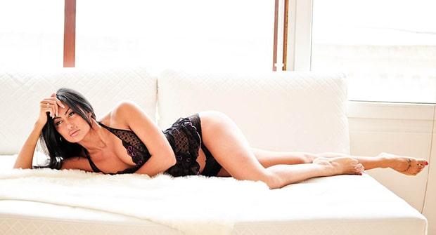 Фитнес-модель Ирина Ирис (Россия)