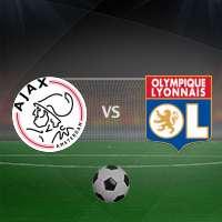 Прогноз и ставка на матч Аякс – Лион 3 мая 2017