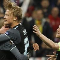 Аякс вышел в финал Лиги Европы