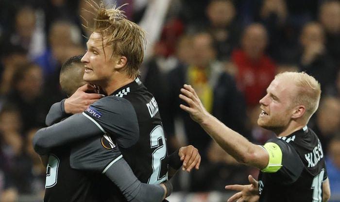 Букмекеры дали первые линии на финал Лиги Европы