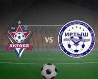 Прогноз и ставка на матч Актобе — Иртыш Павлодар 27 мая 2017