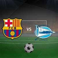 Прогноз и ставка на матч Барселона – Алавес 27 мая 2017