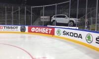 "Реклама ""Фонбет"" на ЧМ-2017 по хоккею"