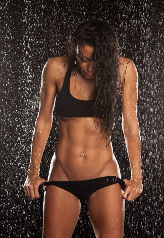 Ирина Ирис фитнес модель фото