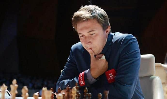 Сергей Карякин — официальный партнер БК «Фонбет»