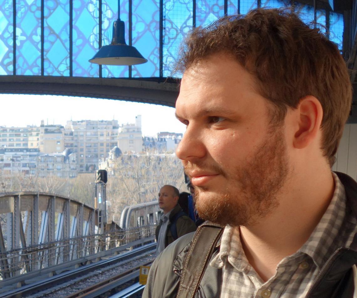 Андрей Кривоногов во Франции