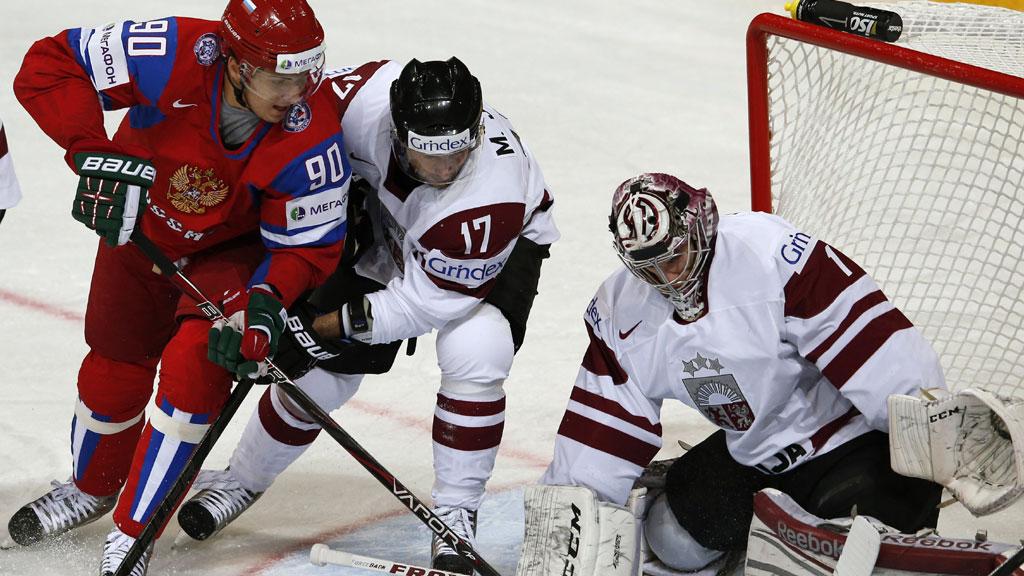 прогноз Россия - Латвия