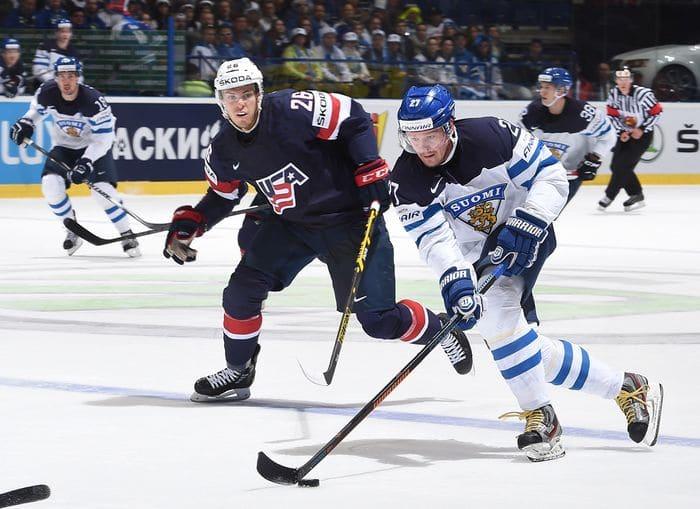 США - Финляндия прогноз