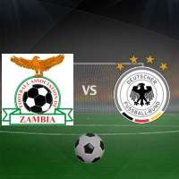 прогноз Замбия - Германия 31 мая