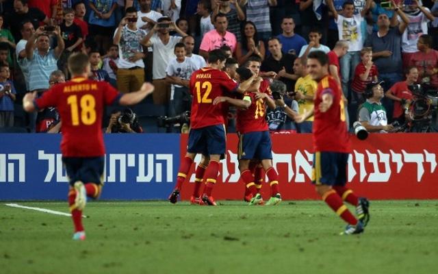 Испания U21 — Македония U21 прогноз