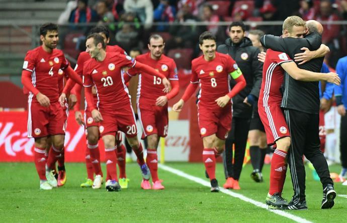 Футбол прогноз армения черногория