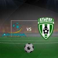 Прогноз и ставка на игру Астана — Атырау 3 июня 2017