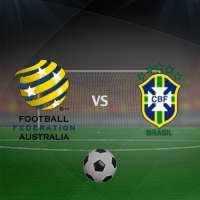прогноз Австралия - Бразилия 13 июня