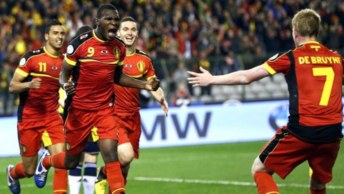 прогноз Бельгия - Чехия