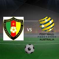 Прогноз и ставка на матч Камерун - Австралия 22 июня 2017 от БК Лига Ставок