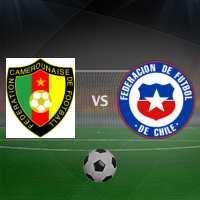 прогноз Камерун - Чили 18 июня