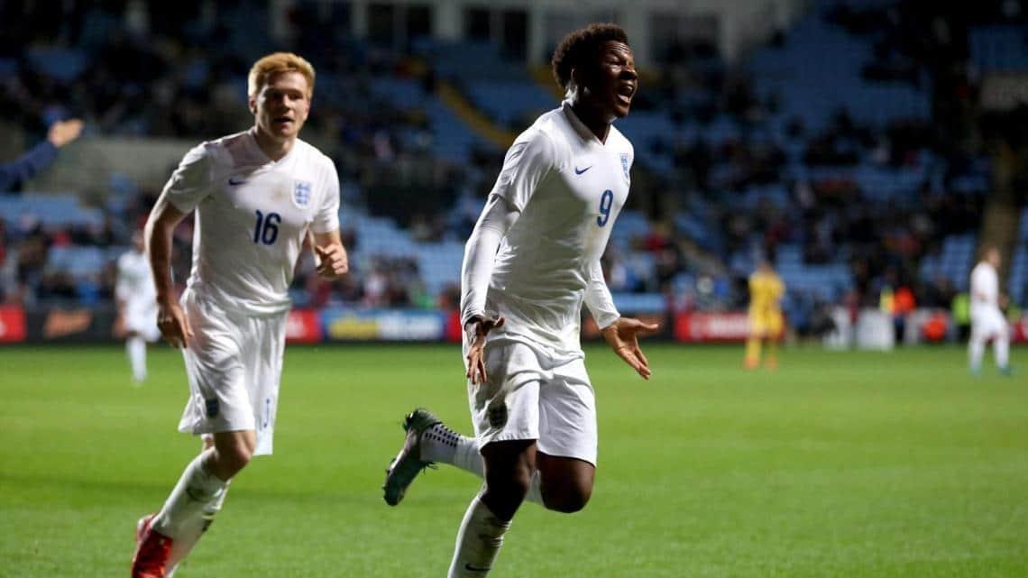 Словакия U21 — Англия U21 прогноз