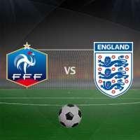 прогноз Франция - Англия 13 июня