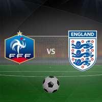 Прогноз и ставка на матч Франция – Англия 13 июня 2017
