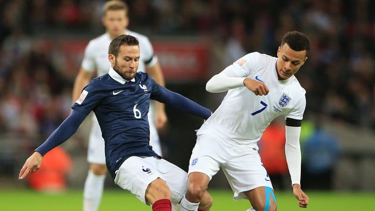 прогноз Франция - Англия