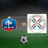 Прогноз и ставка на матч Франция - Парагвай 2 июня 2017