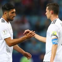 Сборная Германии на Кубке конфедераций-2017