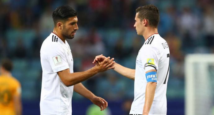 Букмекеры не могут выделить фаворита матча Германия — Чили