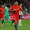 Германия Чили 1:1