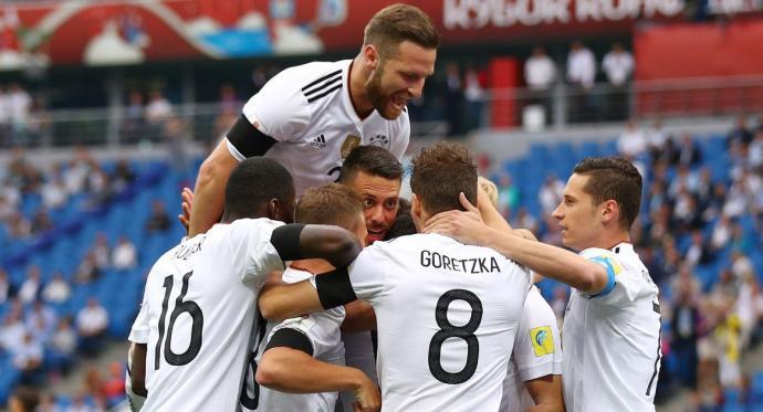 """Матч Австралия — Германия принес клиенту """"Лиги Ставок"""" 120 тыс. рублей"""