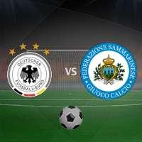 Прогноз и ставка на игру Германия – Сан-Марино 10 июня 2017