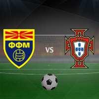 Прогноз и ставка на игру Македония U21 – Португалия U21 23 июня 2017